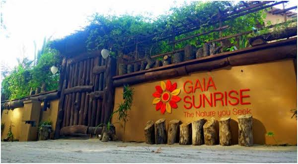 Gaia Sunrise