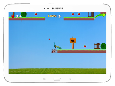 Peacock Jumping screenshot 14