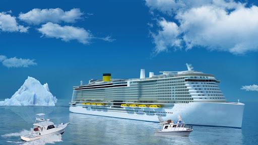 Ship Simulator Cruise Ship Games screenshot 8