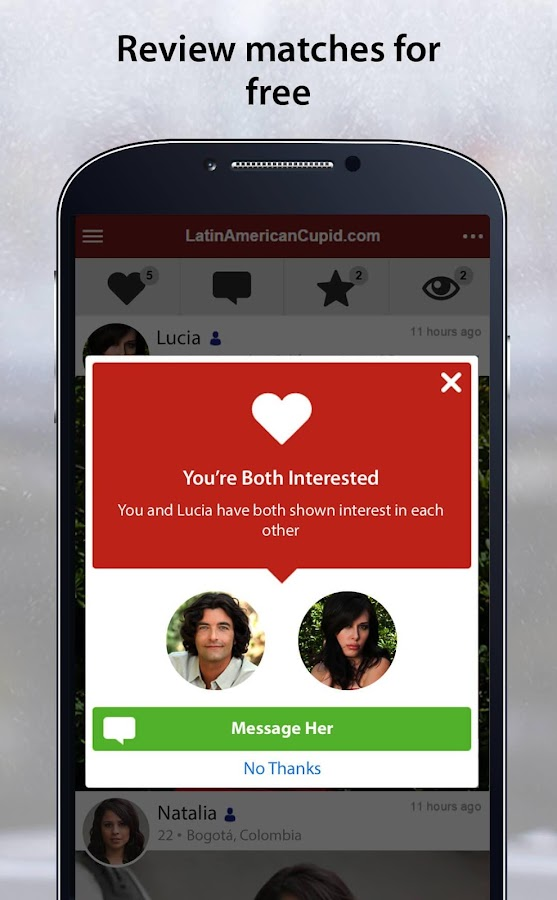 Find interracial love on one of the most popular Latino dating sites