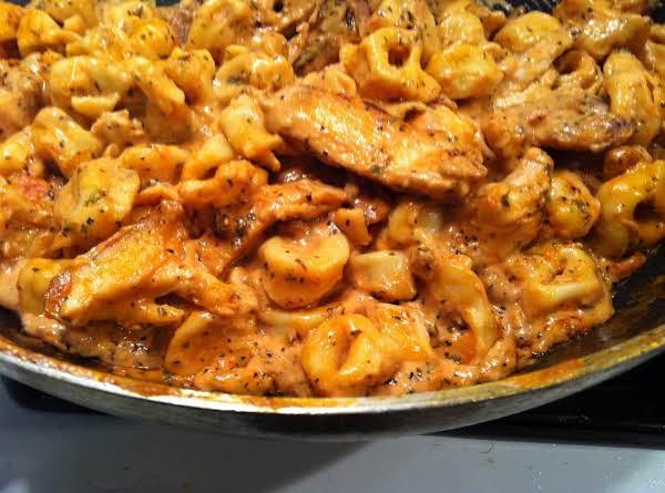 Chicken Tortellini Pasta Recipe
