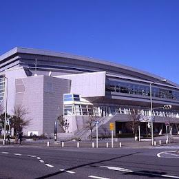 千葉県国際総合水泳場のメイン画像です