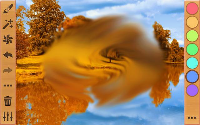 Primal Paint - screenshot