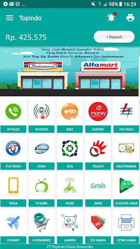 Topindo Solusi Komunika 1.7 screenshots 2
