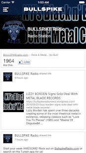 Bullspike Radio- screenshot thumbnail