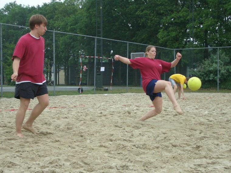 Beach Toernooi 2005