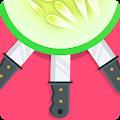 Knife vs Vege - Just Hit!