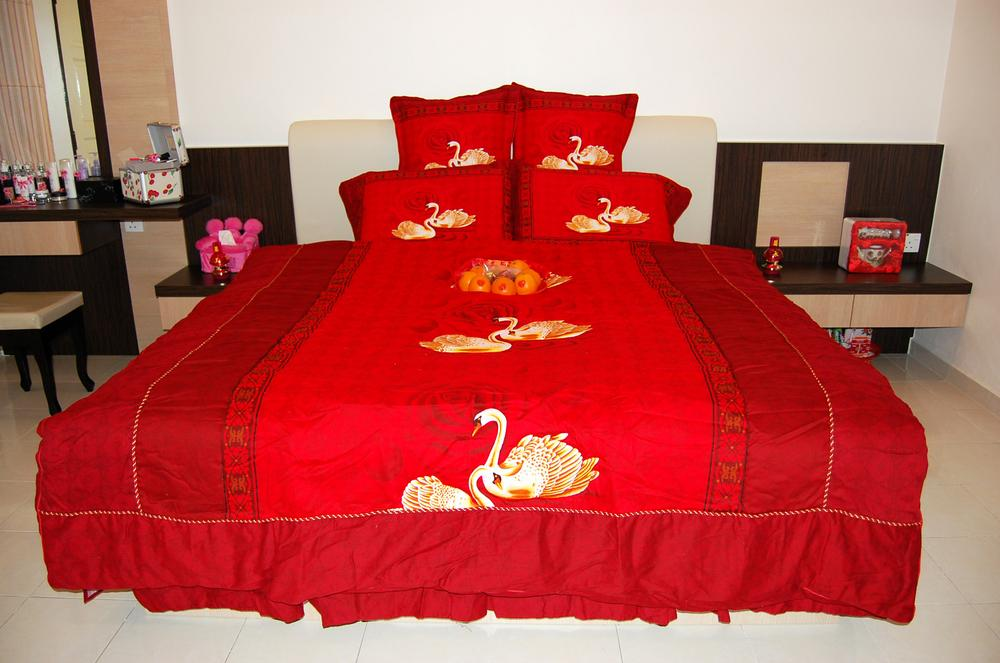 Wedding night bedroom ideas android apps on google play for Bed decoration ideas for first night