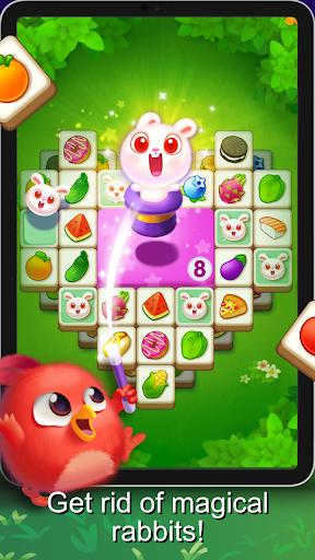 Tile Wings: Match 3 Mahjong Master apktram screenshots 2