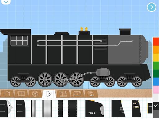 Brick Train Build Game For Kids & Preschoolers 1.5.140 screenshots 18