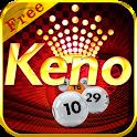 Lucky Keno Game–with Free Bonus Games Vegas Casino icon