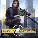 AWP Mode: Elite online 3D sniper action icon