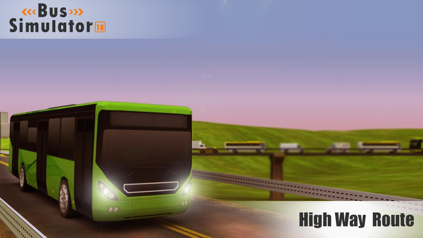 Bus Simulator 18- screenshot