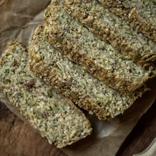 Heather's Toasted Super Seed Power Bread