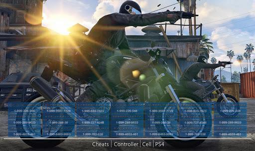 Download Cheat gta 5 cheats ps4 codes Google Play softwares