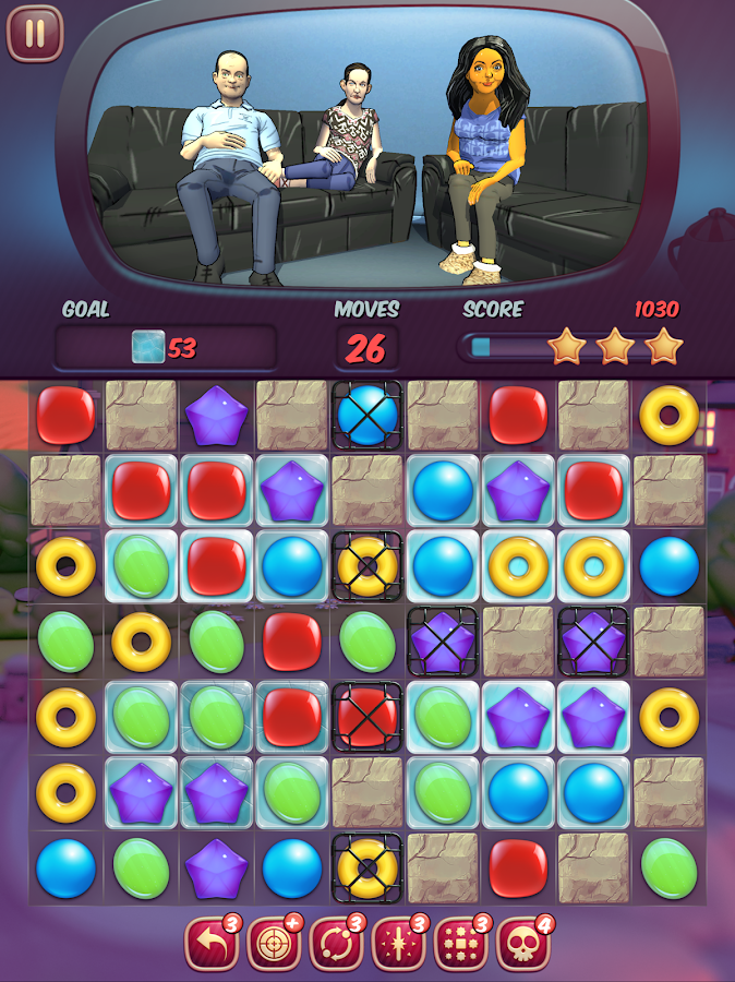Gogglebox: The Game- screenshot