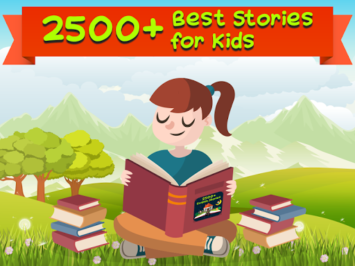 Screenshot for Best Short Stories for Kids: The English Story in Hong Kong Play Store