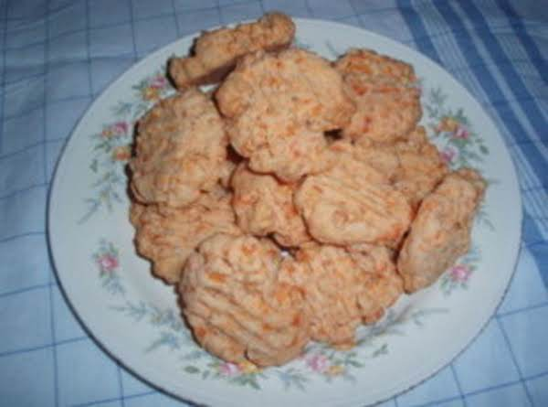 Cheese Krispies Recipe