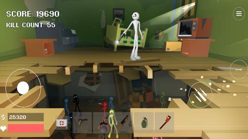 Stickman Combat Pixel Edition 8 screenshots 3