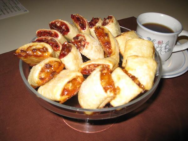 Easy To Make Rugelah Cookies Recipe