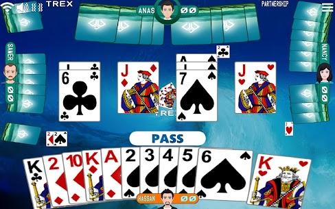 Golden Card Games (Tarneeb – Trix – Solitaire) 2