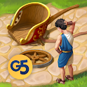Jewels of Rome: Gems and Jewels Match-3 Puzzle icon