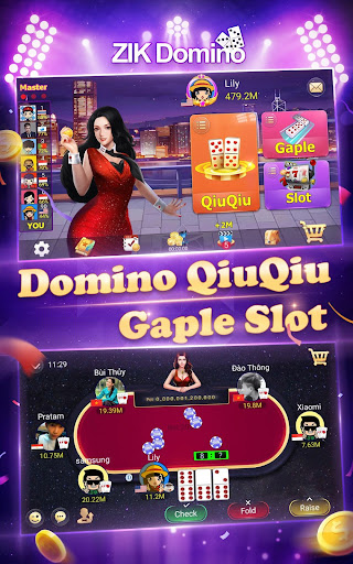 Domino Rummy Poker Sibo Slot Hilo Qiuqiu 99 Gaple 1 8 5 Mod Unlimited Money Download Playstoremod Com