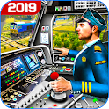 Indian Express  Bullet Train Simulator 2019 icon