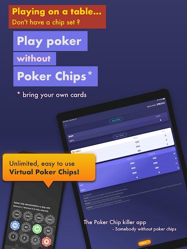 Chips of Fury - Virtual Poker Chips, Poker Table 2.0.6 screenshots 5