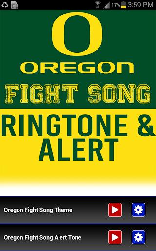 University Of Oregon Ringtone