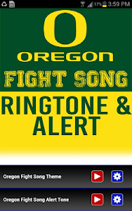 University Of Oregon Ringtone screenshot 0