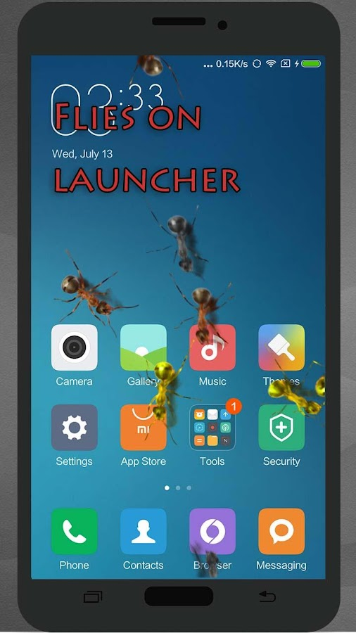ant in phone joke android apps on google play. Black Bedroom Furniture Sets. Home Design Ideas
