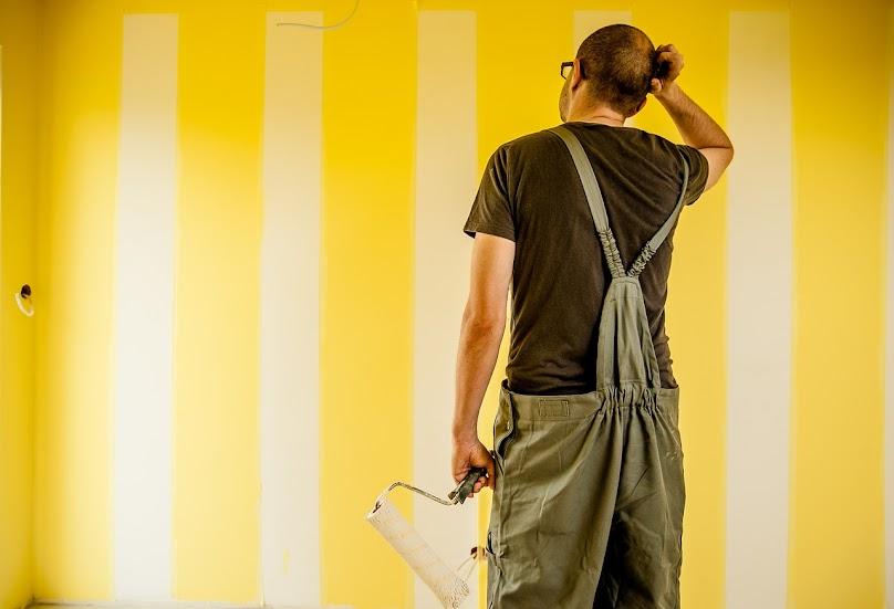 Malowanie ścian - poradnik
