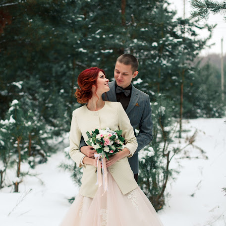 Wedding photographer Yaroslav Boguslavskiy (Boguslawski). Photo of 10.01.2017