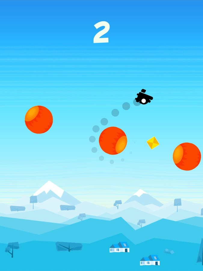 Jump Nuts- screenshot