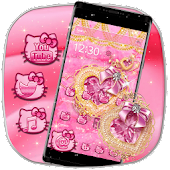 Kitten Pink Diamond Theme