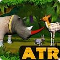 Animal Transformer Run 3D icon