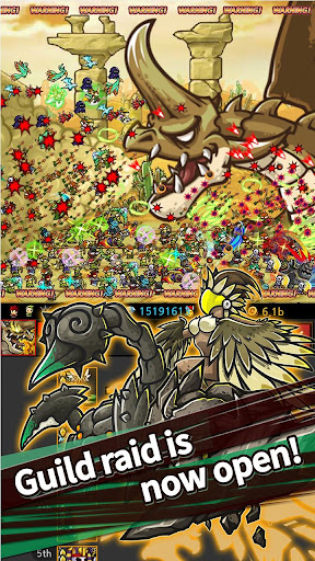 LINE Endless Frontier 2.0.4 screenshots 2