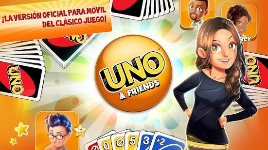 UNO ™ & Friends: miniatura de captura de pantalla