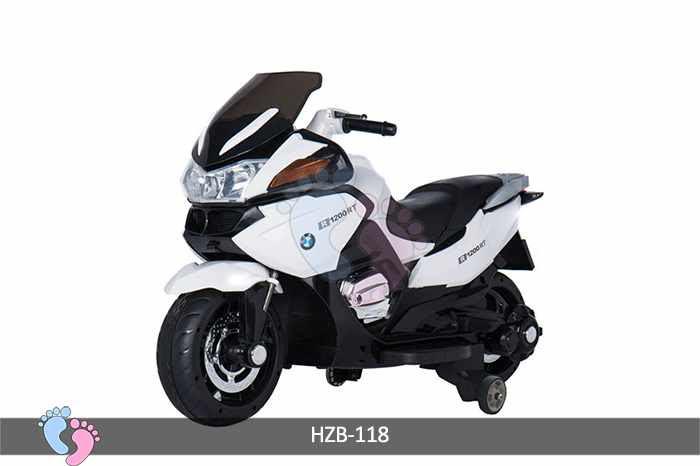 Xe mô tô điện cho bé HZB-118 9