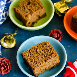 Gingerbread Recipe- Old Fashioned Gingerbread Cake