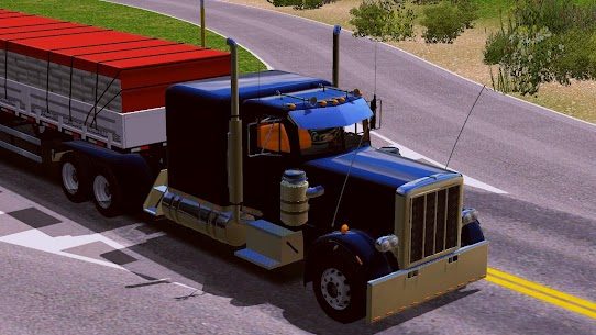World Truck Driving Simulator MOD (Unlimited Money) 4