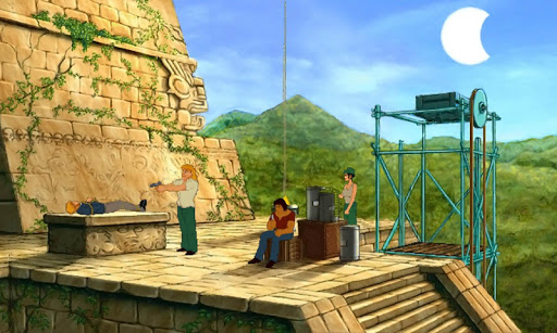 Broken Sword 2: Remastered screenshots 3