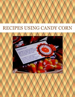 RECIPES USING  CANDY CORN