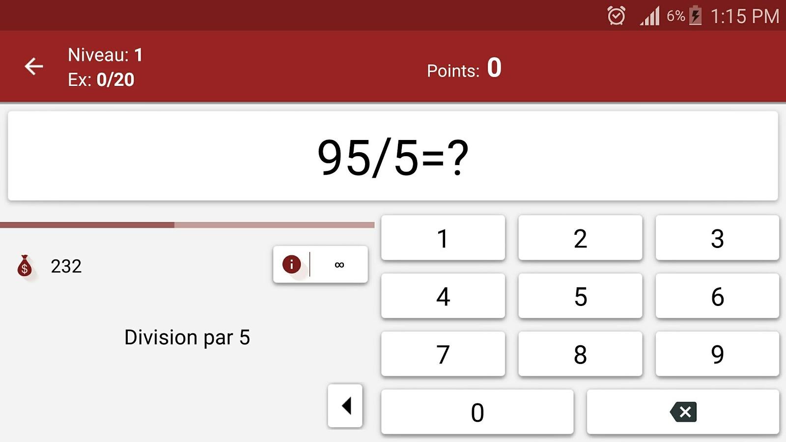 Astuces math matiques applications android sur google play - Application table de multiplication ...
