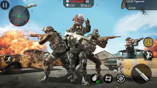 Encounter Strike:Real Commando Secret Mission 2020 1.1.5 Mod Screenshots 1