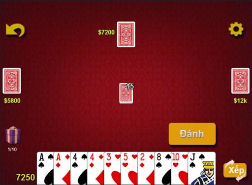 Ta La - Phom - Nice Card  gameplay | by HackJr.Pw 3