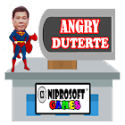 Angry Duterte icon