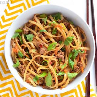 Stir Fry Beef Noodles