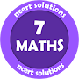 7th Maths NCERT Solution APK icon